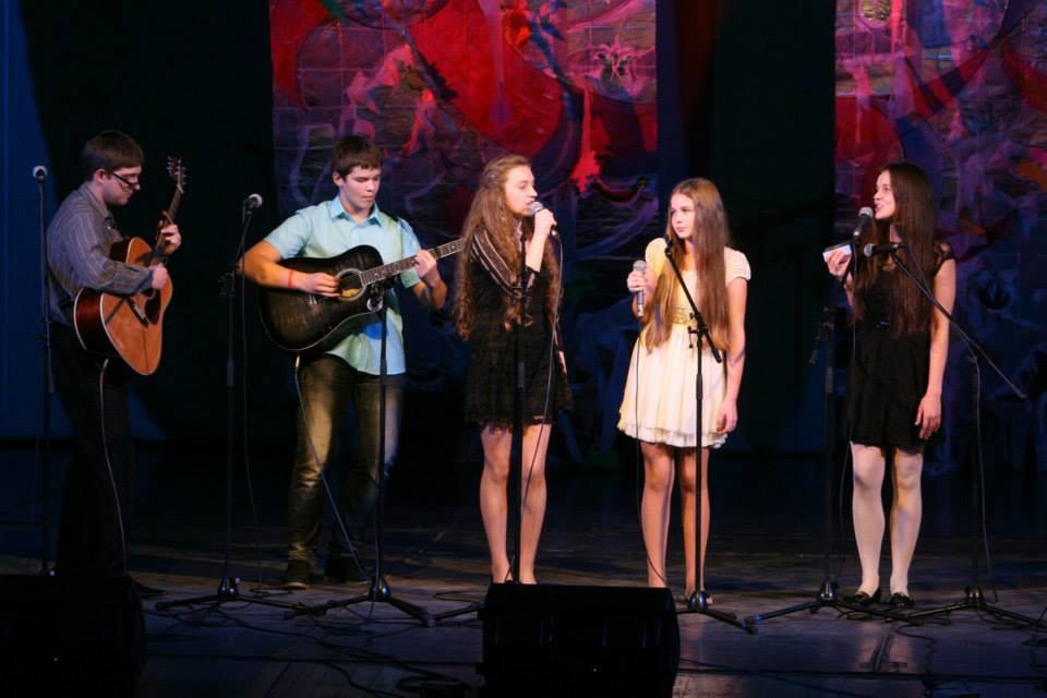 Jaunimo vokalo studija ŠAMA apdovanojimuose