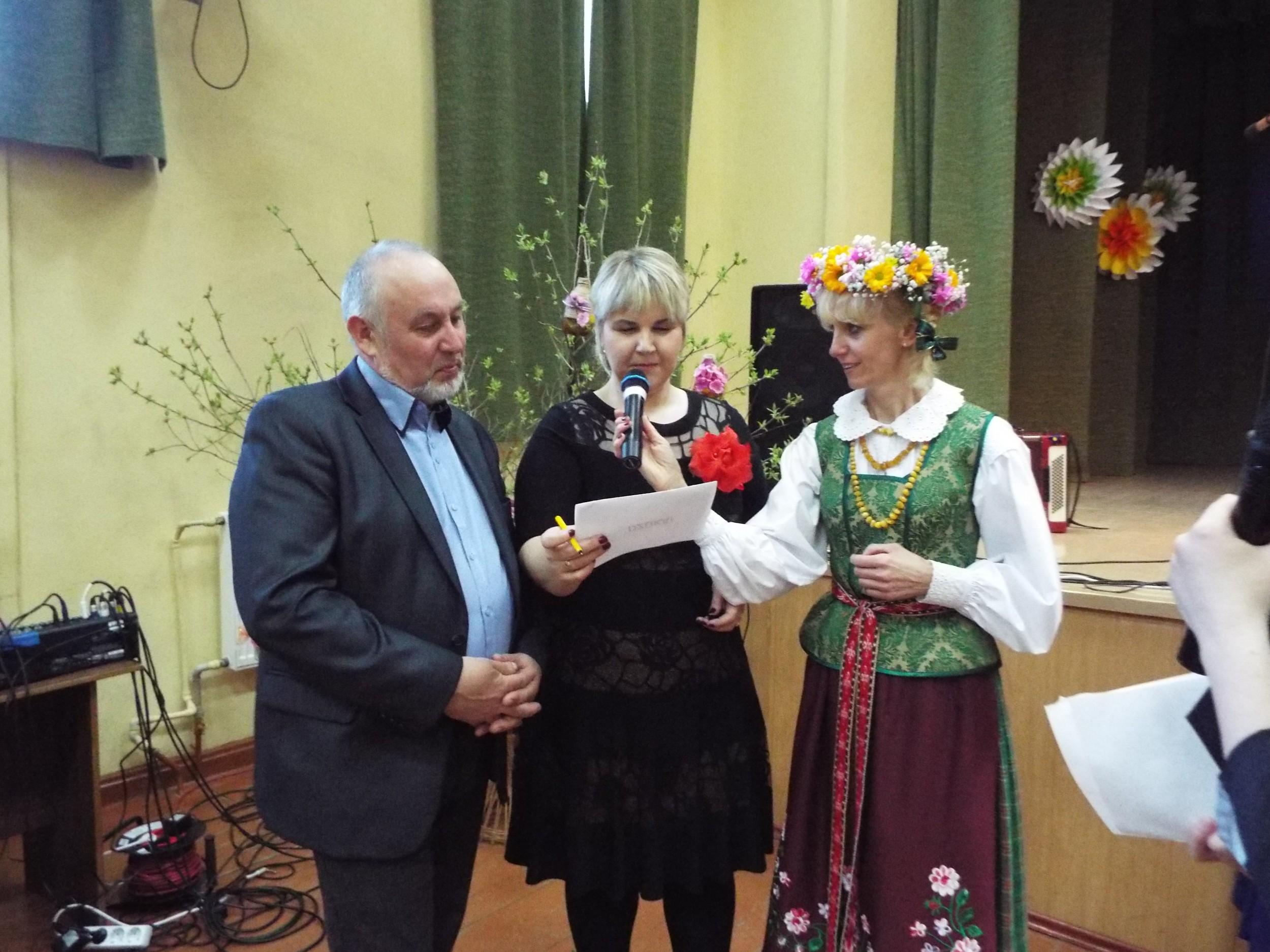 Jurginių šventė subūrė vietos bendruomenes Linkuvos kultūros centre