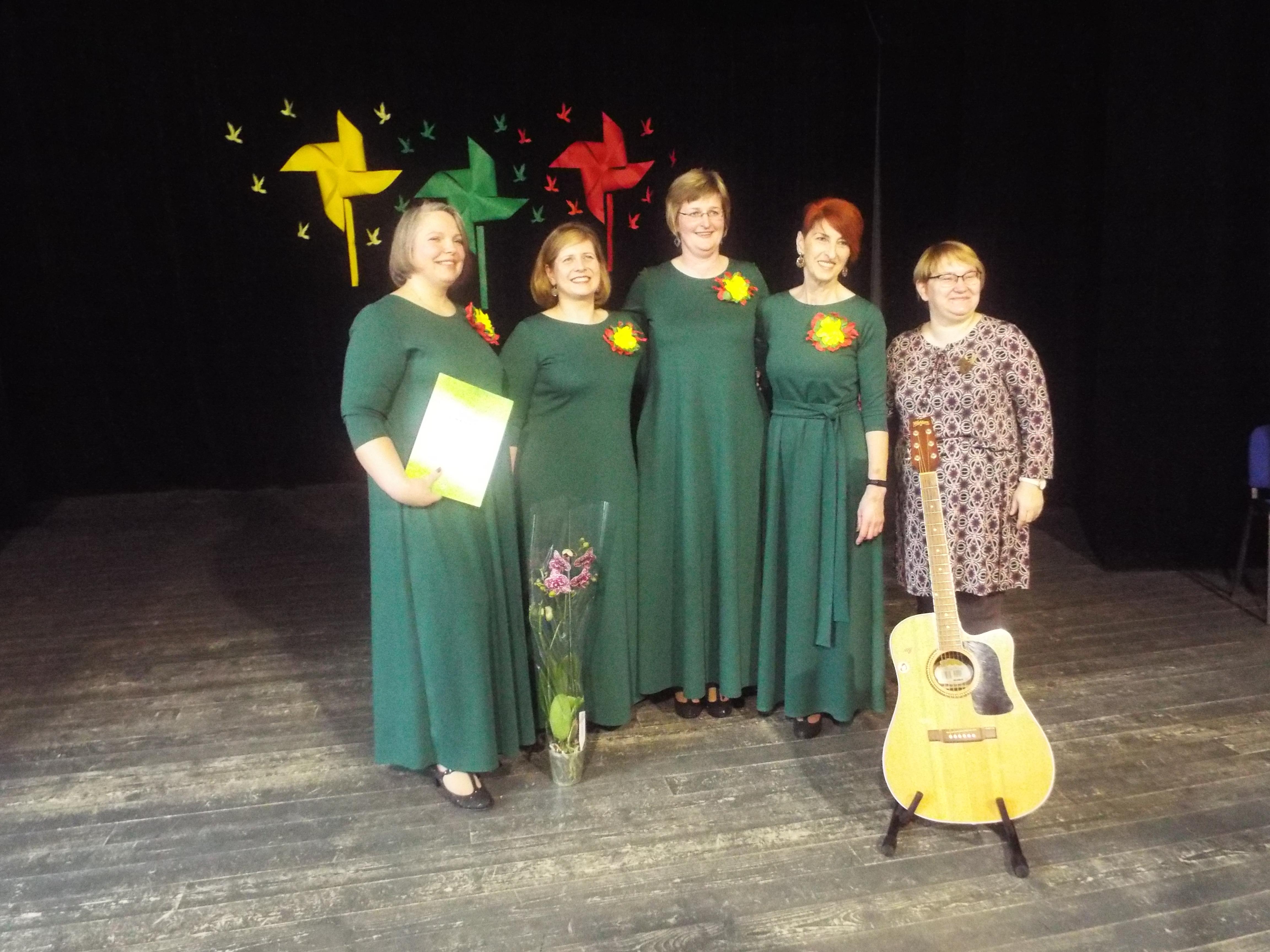 Linkuvos kultūros centre buvo minima Lietuvos valstybės atkūrimo diena