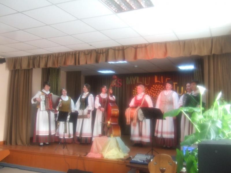 Vasario mėn. Ūdekų skyriaus renginiai
